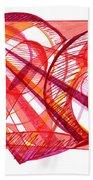 Modern Drawing Seventy-one Beach Towel