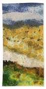 Momzie's Nature -t02-2v03f Beach Towel by Variance Collections
