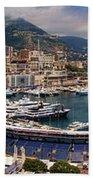 Monaco Panorama Beach Towel