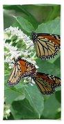 Monarch Butterfly 65 Beach Towel