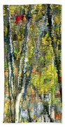 Monet Lives On Beach Towel