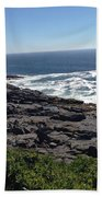 Monhegan Island Beach Towel