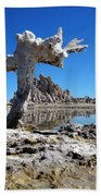 Mono Lake 5709 Beach Towel