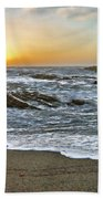 Montana De Oro Shore IIi Beach Towel