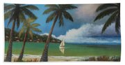 Montego Bay Beach Towel
