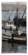 Monterey Fish Company Beach Towel