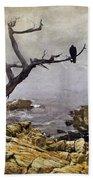 Monterey Mist Beach Towel