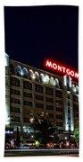 Montgomery Plaza Fort Worth Beach Towel