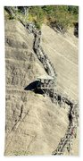 Montmorency Falls Stairway Beach Towel