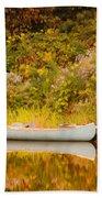 Montpelier Canoe Beach Towel