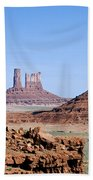 Monument Valley 10 Beach Towel