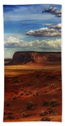 Monument Valley 8 Beach Towel