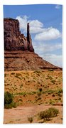 Monument Valley - Elephant Butte Beach Towel