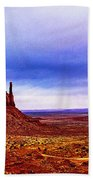 Monument Valley Navajo National Tribal Park Beach Towel