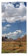 Monument Valley Navajo Tribal Park Beach Towel