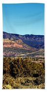 Monument Valley Region-arizona Beach Towel