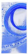 Moon Surfing 1 By Jrr Beach Towel