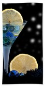 Creative - Moonlight Dark Star Cocktail Lemon Flavoured 1 Beach Towel