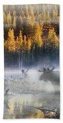 Moose Lake Beach Towel
