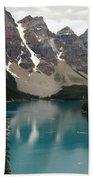 Moraine Lake - Alberta - Canada Beach Towel
