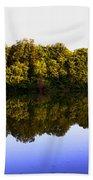 Moraine View State Park Pano 20140718-01 Beach Towel