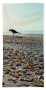 Morning Beach Preen Beach Towel