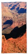 Morning Colors Grand Canyon Beach Towel