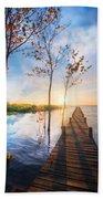Morning Dreams Beach Towel