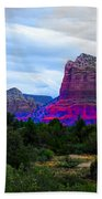 Glorious Morning In Sedona Beach Towel