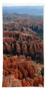 Morning In Bryce Canyon Beach Towel
