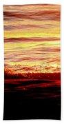 Morning Splash Beach Towel
