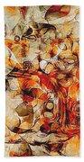 Mosaic 0259 Marucii Beach Towel
