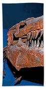 Mosasaur Tylosaurus Proiger Beach Towel