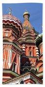 Moscow13 Beach Towel