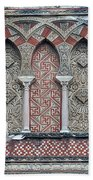 Mosque Cathedral Of Cordoba Also Called The Mezquita Beach Towel