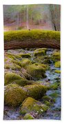 Moss Bridge Beach Towel