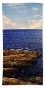 Mossy Point 2 Beach Towel