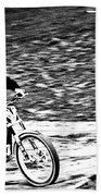 Motoring The Hills Beach Sheet