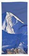 Mount Aylmer, Viewed From Sulphur Beach Towel