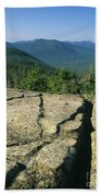 Mount Crawford - White Mountains New Hampshire  Beach Towel