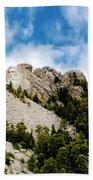 Mount Rushmore Beach Towel