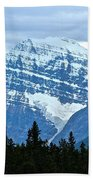 Mountain Meets The Sky Beach Towel