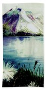 Mountain Serenity Beach Towel
