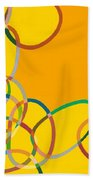 Moving West Beach Towel