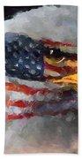 Mr. American Eagle Beach Sheet