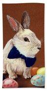 Mr. Rabbit Beach Towel