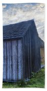 Mt Leconte Cabins Beach Towel