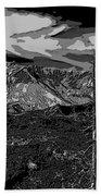 Mt St Helens Beach Towel