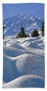 2m6403-mt. Tom From Sherwin Grade V Beach Towel