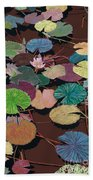 Muddy Waters Beach Towel